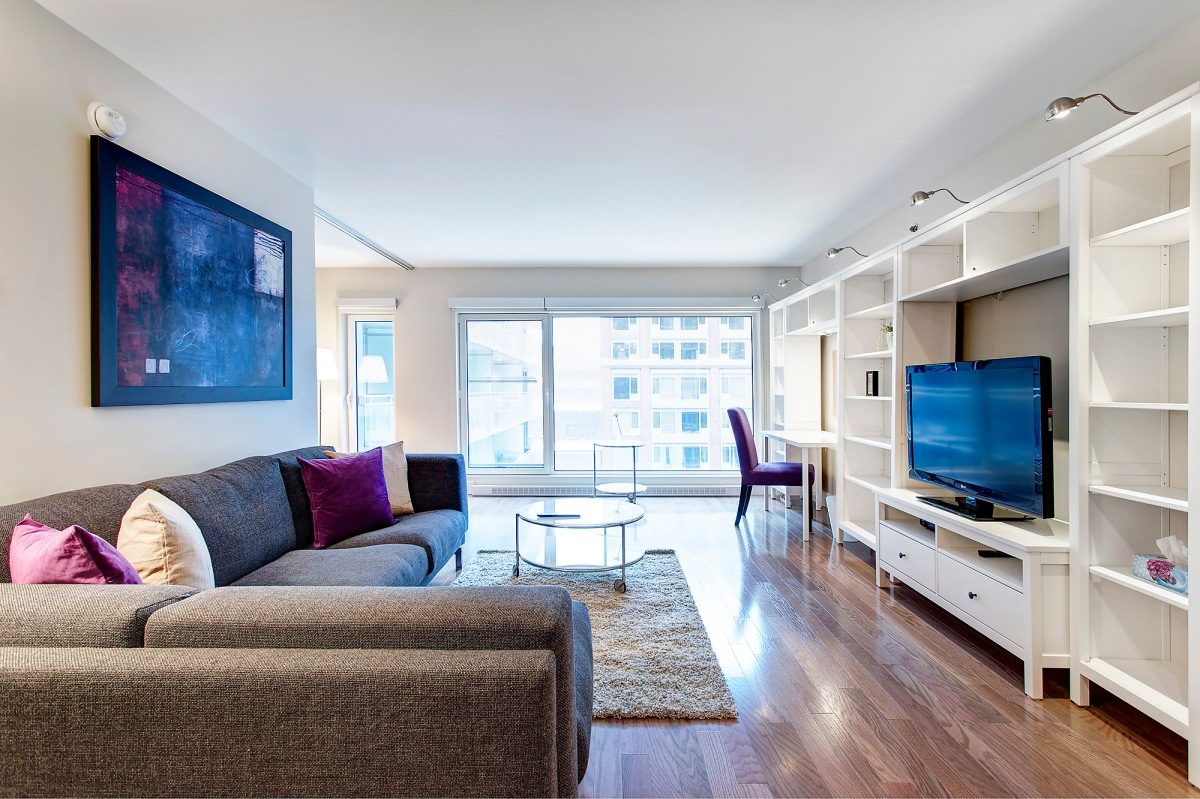 L'appartement - Best Montreal Apartment For Rent